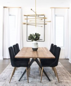 Simple But Elegant Dining Room Ideas19