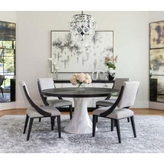 Simple But Elegant Dining Room Ideas23