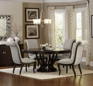 Simple But Elegant Dining Room Ideas26