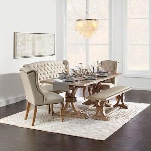 Simple But Elegant Dining Room Ideas34