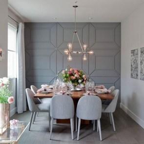 Simple But Elegant Dining Room Ideas37
