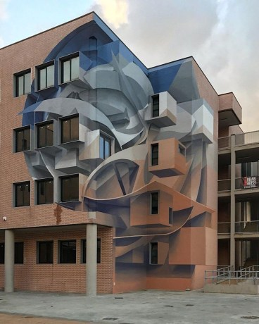 Unbelievable Public Architectural Optical Illusions01