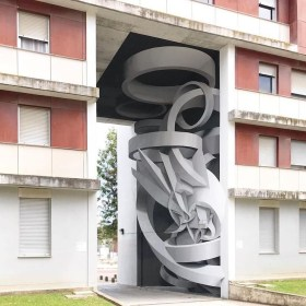 Unbelievable Public Architectural Optical Illusions46