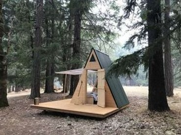 Unforgettable Designs Of A Frame Houses15