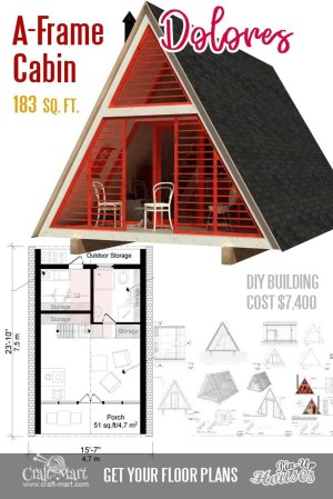 Unforgettable Designs Of A Frame Houses43