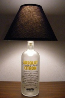 Amazing Diy Bottle Lamp Ideas02