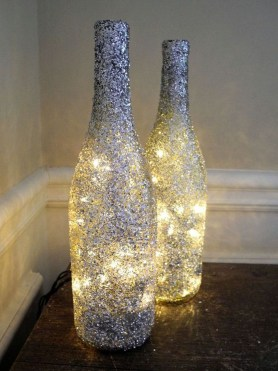 Amazing Diy Bottle Lamp Ideas06