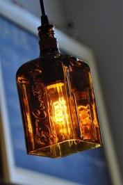 Amazing Diy Bottle Lamp Ideas10