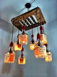 Amazing Diy Bottle Lamp Ideas11