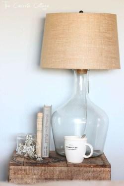 Amazing Diy Bottle Lamp Ideas18