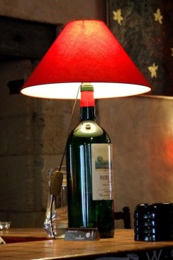 Amazing Diy Bottle Lamp Ideas40