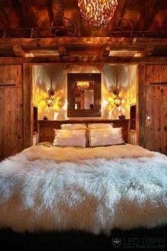 Cozy Rustic Bedroom Interior Designs For This Winter08