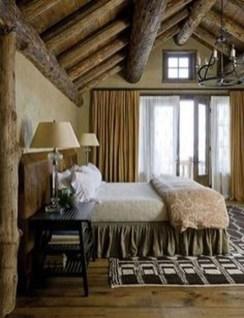 Cozy Rustic Bedroom Interior Designs For This Winter24