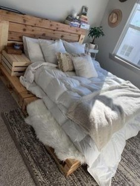Cozy Rustic Bedroom Interior Designs For This Winter34