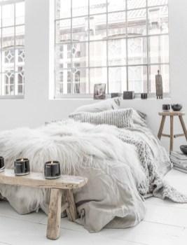 Cozy Rustic Bedroom Interior Designs For This Winter35