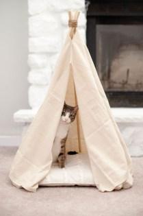 Diy Pet Bed Ideas21