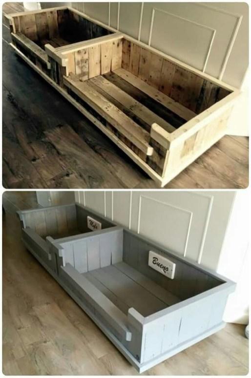 Diy Pet Bed Ideas46