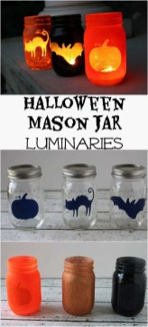 Gorgeous Diy Luminaries To Spice Up Your Halloween Party01