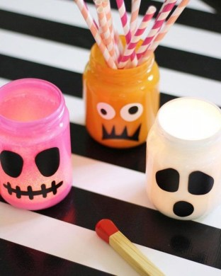 Gorgeous Diy Luminaries To Spice Up Your Halloween Party33