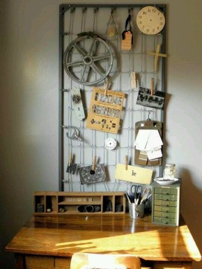 Inspirational Ways How To Repurpose Old Babys Cribs09