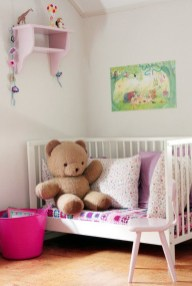 Inspirational Ways How To Repurpose Old Babys Cribs14