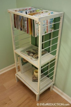 Inspirational Ways How To Repurpose Old Babys Cribs18