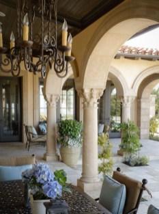 Luxury And Classy Mediterranean Patio Designs10