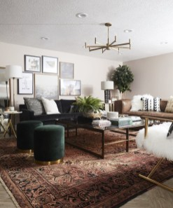 Mesmerizing Living Room Designs For Any Home Style29