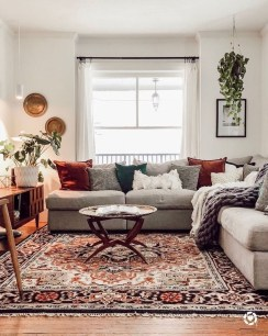 Mesmerizing Living Room Designs For Any Home Style40