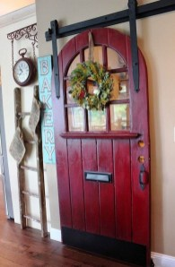 Simple And Creative Ideas Of How To Reuse Old Doors02