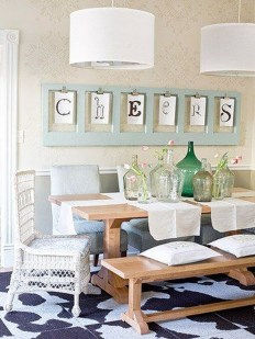 Simple And Creative Ideas Of How To Reuse Old Doors20