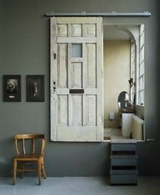 Simple And Creative Ideas Of How To Reuse Old Doors31