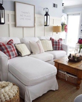 Warm Rustic Family Room Designs For The Winter08
