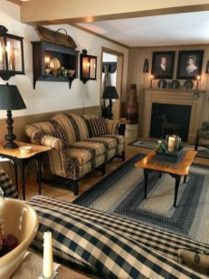 Warm Rustic Family Room Designs For The Winter32