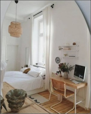 Amazing Small Apartment Bedroom Decoration Ideas24