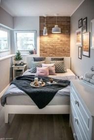 Amazing Small Apartment Bedroom Decoration Ideas35
