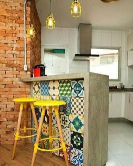Beautifful And Cozy Colourfull Kithcen Ideas25