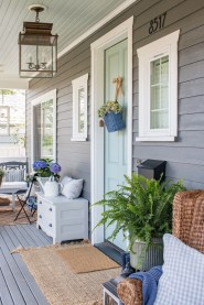 Beautiful And Colorful Porch Design11