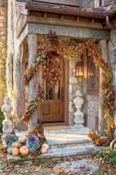 Beautiful And Colorful Porch Design27