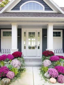 Beautiful And Colorful Porch Design35