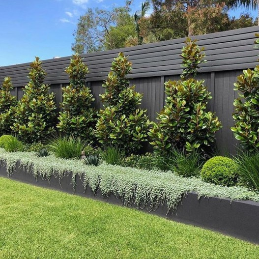Beautiful Simple Front Yard Landscaping Design Ideas45
