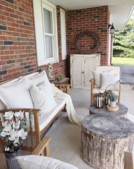 Cozy Porch Decoration Ideas24