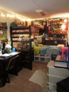 Efficient Dorm Room Organization Ideas23