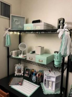 Efficient Dorm Room Organization Ideas34