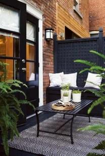 Elegant And Cozy Balcony Ideas32