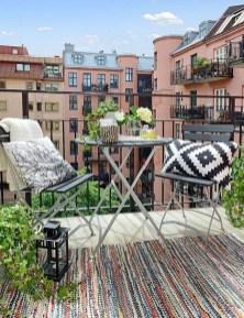 Elegant And Cozy Balcony Ideas39