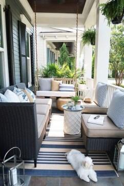 Elegant And Cozy Balcony Ideas42