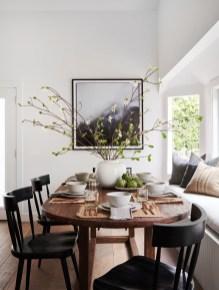 Elegant And Cozy Diningroom Design Ideas11