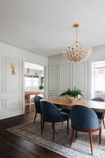 Elegant And Cozy Diningroom Design Ideas14