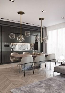 Elegant And Cozy Diningroom Design Ideas15